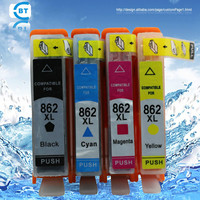 Compatible Hp862 Ink Cartridge For C310a Printer