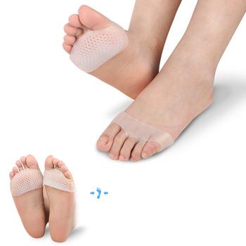 1 para silikonowe buty klocki palucha koślawego wkładka korekcyjna na palce klocki aparaty ortopedyczne nasadka na sedes wkładka Pedicure Bunion masażer do stóp tanie i dobre opinie Narzędzie pielęgnacja stóp Toe Separator efero G57S1 Hallux Valgus Ortopedyczne dostaw Foot Care Tool Hallux Valgus Corrector