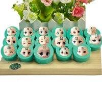 17 stk. diy silikon Gesicht formen, 3d Fondant Gesicht form, kuchen dekorieren werkzeuge backen werkzeuge für Kuchen fm956
