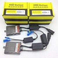 12V55W Car Styling AC HID Xenon Decoder Ballast Fast Start Thim Ignition Digital Bolck H1 H3