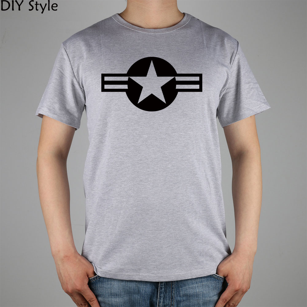 SUPER POWER MILITARY U.S. Air Force <font><b>USAF</b></font> T-<font><b>shirt</b></font> 10713 Fashion Brand t <font><b>shirt</b></font> men new DIY high quality image