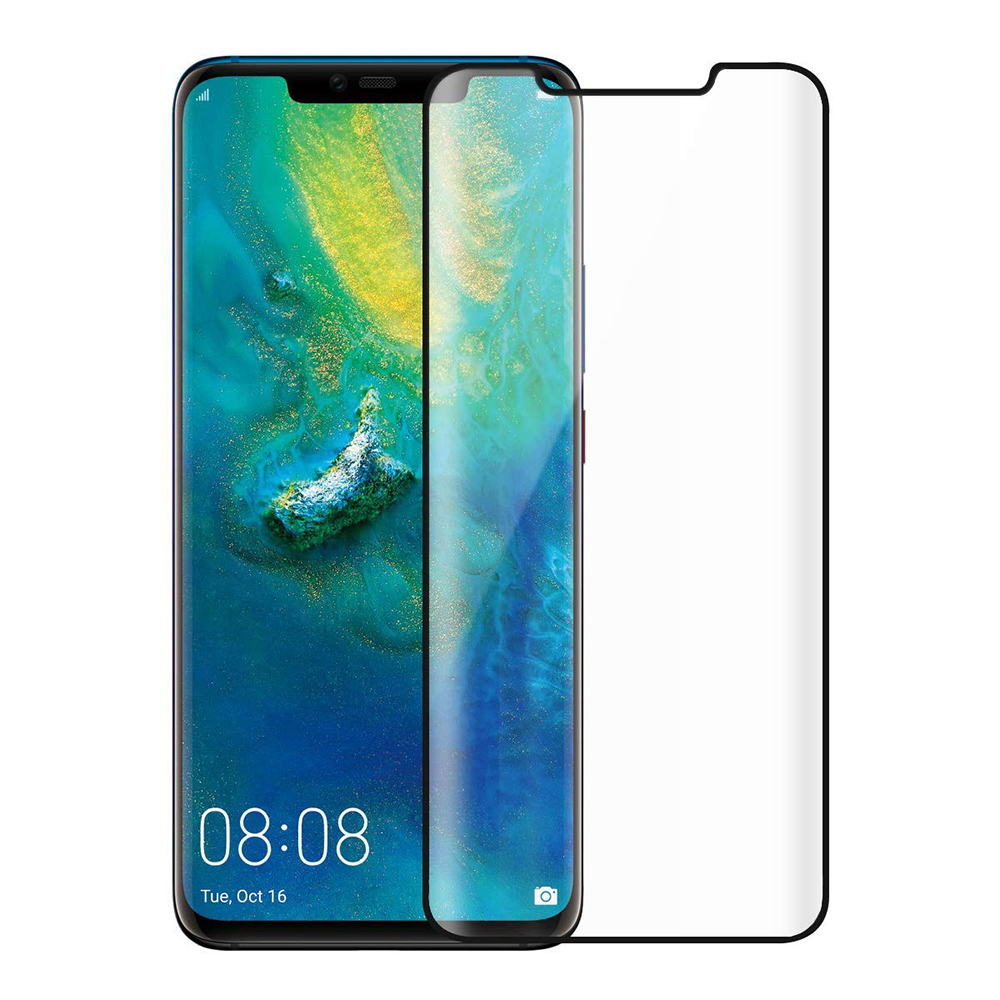NYFundas for huawei mate 20 pro Tempered Glass Full Coverage screen protector case cover for huawei mate 20 pro screenprotector
