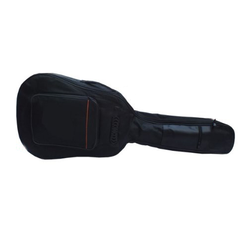 Black Shoulder Hand Bag Case for Universal Cotton Guitar