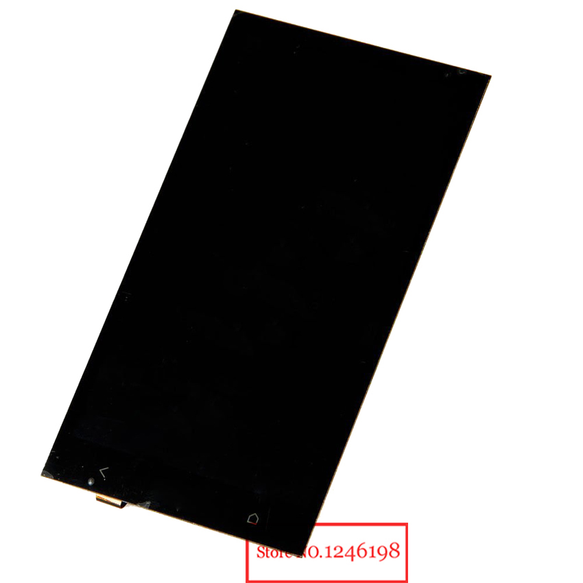 TOP Quality Full LCD + Touch Screen Digitizer Assembly For HTC Desire 601 Zara Replacement parts with LOGO Free shipping