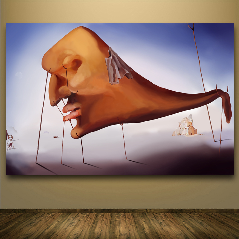 Online Cheap Salvador Dali Artwork Group