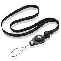 Telefon komórkowy smycz pasek Na telefon detachab Oryginalność gąbczasta smycz do kluczy dla telefony smycze na szyję brelok liny
