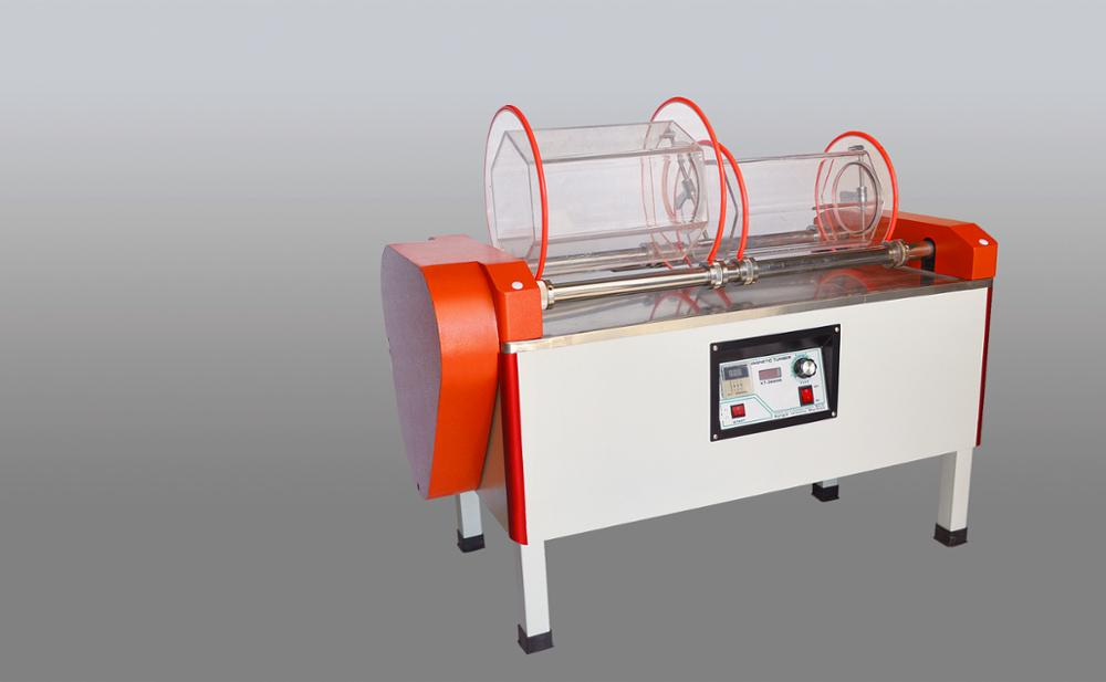 High Quality 220V Jewelry Making Equipment Large Capacity Jewelers Polishing Machine Rotary Tumbler Machine
