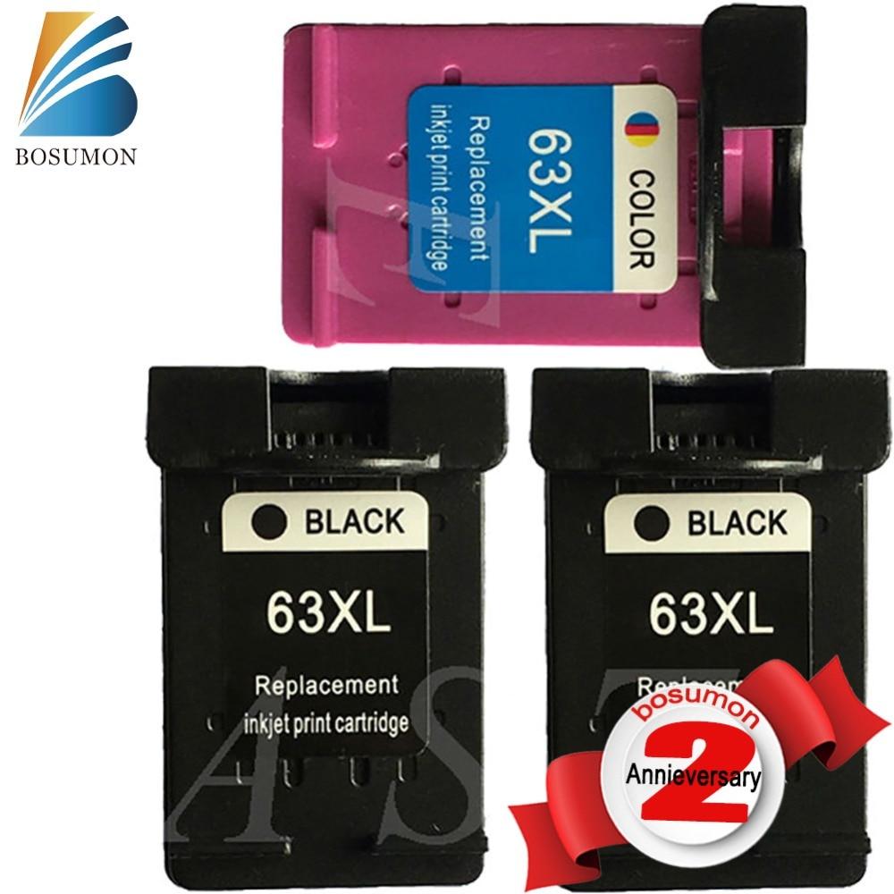 63 ink cartridge for hp 63 deskjet1110 1112 2132 2131 2133 2134 2130 3631 3636 3633  3830 4650 4652 4652 printer ink cartridges applicable for hp ink cartridge for hp 21 22 cartridges deskjet f300 f310 for hp 21xl 22xl factory direct