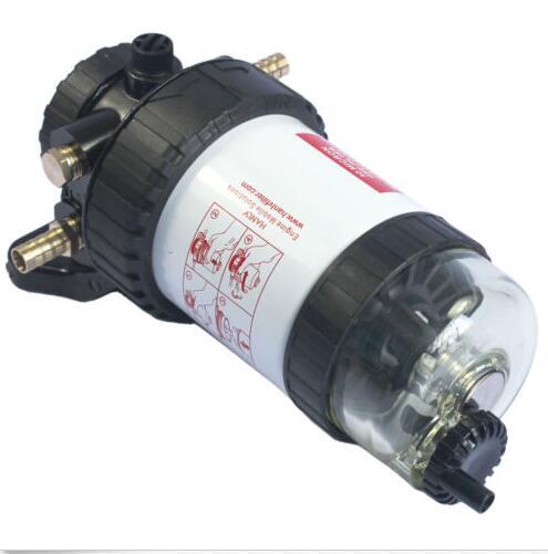 Universal 3/8' 30 Micron Diesel Fuel Water Separator Kit 31863