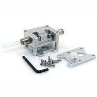 UM2 Ultimaker2 upgrade all metal remote double wheel speed extruder 3D printer accessories