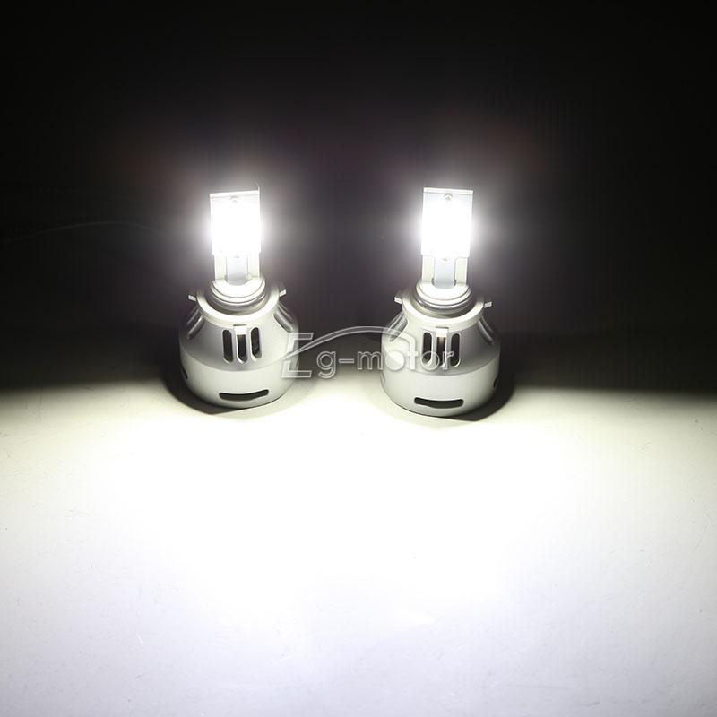 Envío gratis 2x9006 3200lm 32 W MTG2 Led faro cabeza blanca luz antiniebla Kit de bombillas - 3