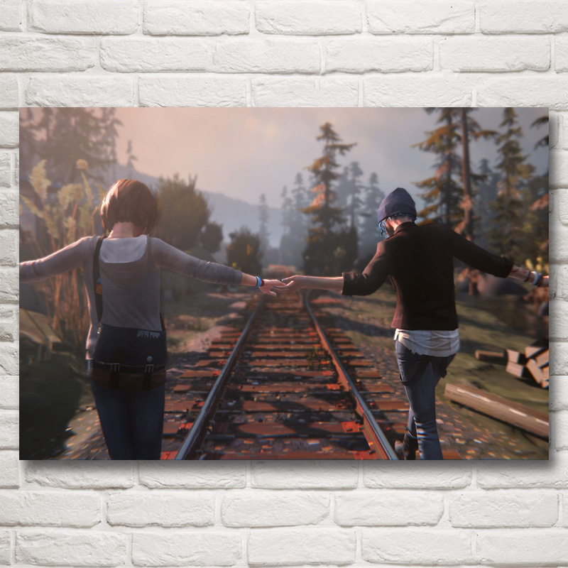 Life Is Strange Game Silk Poster 12x18 24x36 inches Maxine Caulfield 005