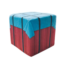 Battlegrounds Airdrop Bag Plush Toys Game Player Dolls Gift For Boyfriend Kids Plush Air Drop Bag