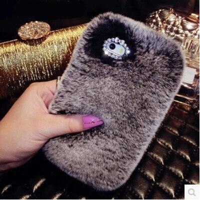 34e5ecffd930 ①Luxury Real Fourrure De Cas Pour Samsung Galaxy Grand-Premier G530 ...