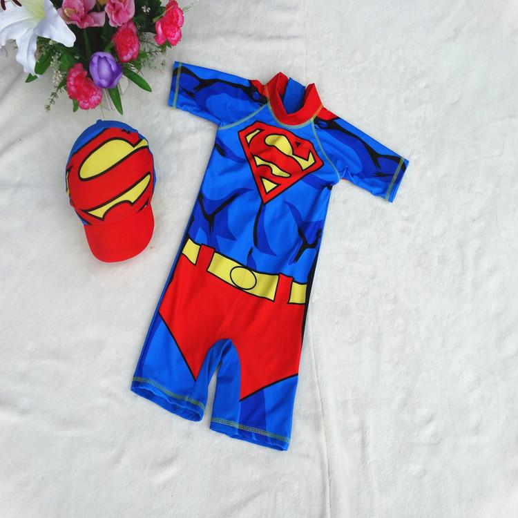 2017 di alta qualit di stampa neonato di un pezzo del costume da bagno bambino un