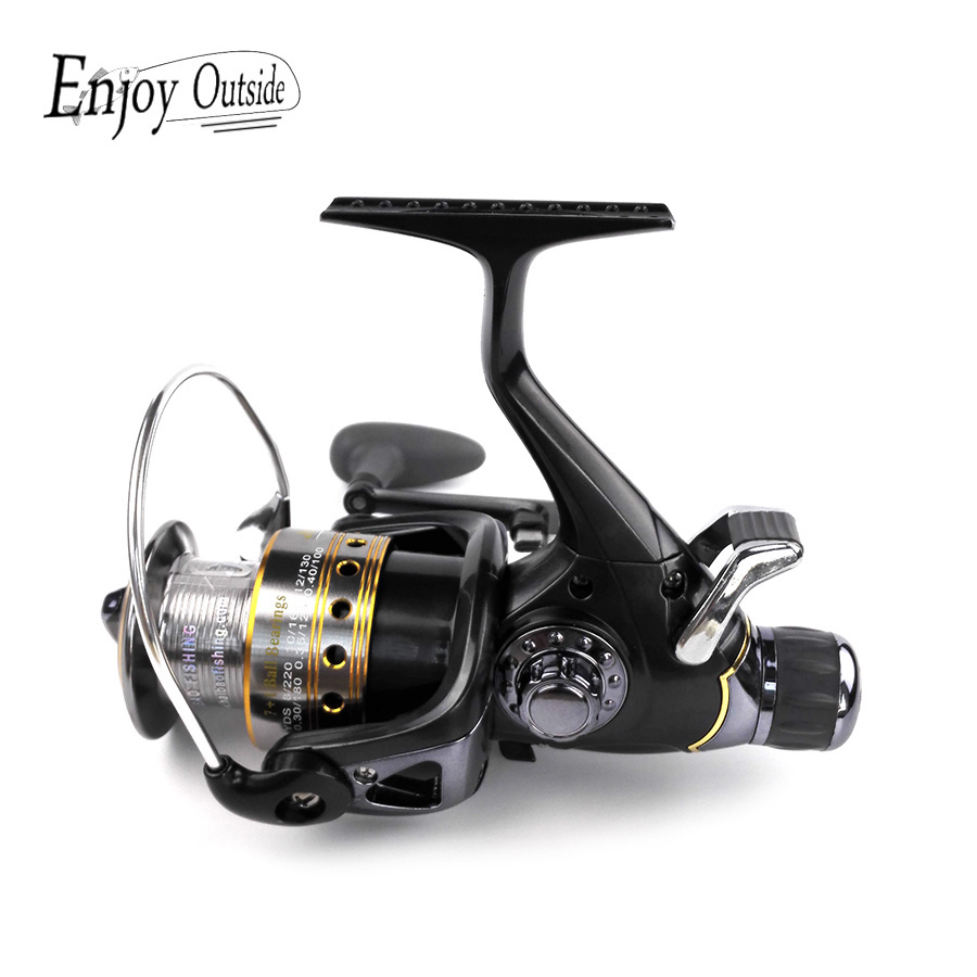 New arrival Multi brake carp reel with Gear Ratio 5.5:1 spinning fishing reels baitrunner for carp fishing mikado ace carp 10007 6 1подш gear ratio 4 7 1 сист своб хода