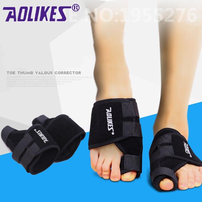 1Pcs Hallux Valgus Pro Toe Correction Thumb Tape Physical Pain Relief Big Bone Toe Corrector Magnetic Belt