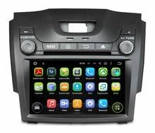 8 Pulgadas Android 5.1 Quad Core HD1024 * 600 Reproductor de DVD Del Coche Para Chevrolet para S10 2013 Tarjeta Libre de 8 GB MAPA Radio Car Stereo WIFI GPS