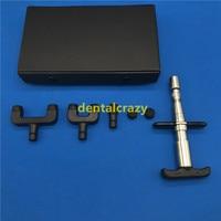 Best 3 Heads adjustable intensity Correction Gun Activator Medical Therapy Chiropractic Adjusting Instrument