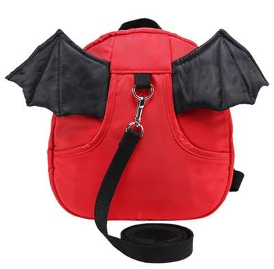 children school bag for boys girls 3D cute anti-lost backpack kids kindergarten bag mini baby cartoon Mochila Escolar For Gift