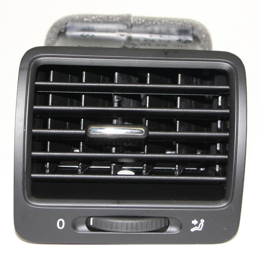 Ensemble de buse de sortie de climatiseur central de voiture pour VW Jetta MK5 Golf MK5 lapin 1KD 819 728 1KD 819 203 1KD 819 704 - 4