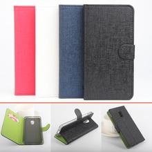 Смешанные цвета кожаный чехол для Meizu Pro 6 5.2 »флип чехол с карты памяти для Meizu Pro6 крышка телефон сотовый телефон случаях