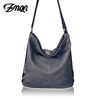 Women Shoulder Bags For Women Large Capacity Messenger Bags With Backpack Book Women Bag Casual Soft