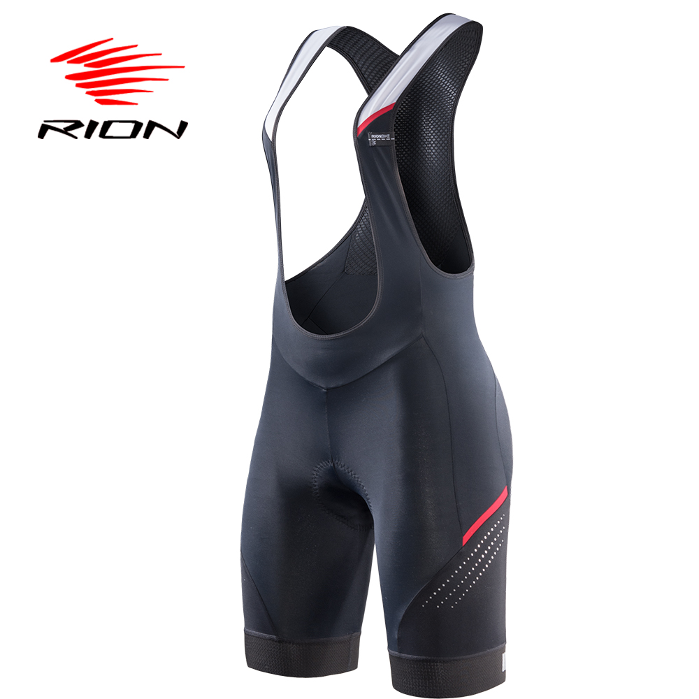 RION Cycling <font><b>Bib</b></font> <font><b>Shorts</b></font> Women Summer Bike Underwear Triathlon MTB Mountain Bike Downhill 3D Gel Padded Soft Jersey Bicykle <font><b>Short</b></font> image