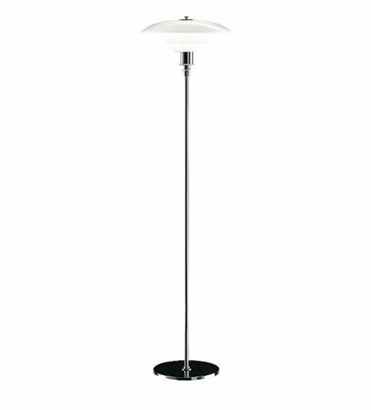 цена на Louis Poulsen PH 4/3 Floor lamp Modern Glass Floor Lamp Guaranteed 100%+ Free shipping!