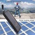 YFW Солнечная Powerbank Мобильный Телефон Зарядное Устройство Водонепроницаемый Портативный Внешний Солнца, Зарядное Устройство Мобильного Телефона Аккумулятор 10000 мАч для Универсальный Телефон