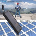 YFW Solar Powerbank Mobile Phone Charger Waterproof Portable External Sun Charger Cellphone Battery 10000mah for Universal Phone