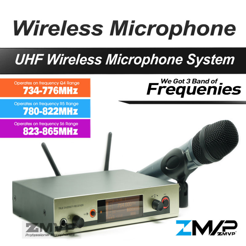 Free Shipping!! 335 G3 Professional UHF Wireless Microphone Cordless Karaoke System With Handheld Transmitter Got 3 Band free shipping derrica u 1188 professional uhf wireless microphone karaoke system with u 188 handheld transmitter microfone mic page 9