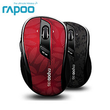 Rapoo 7100Plus 5G Wireless Optical Gaming Mouse with Adjust DPI 4D Scroll for Desktop Laptop PC Computer