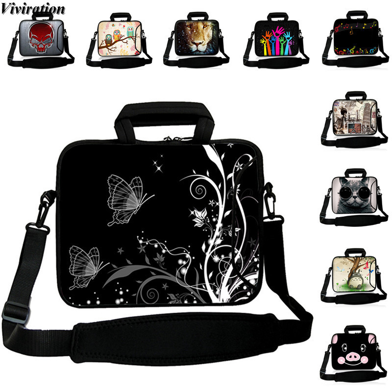 Sleeve Handbag Computer Bag 10.5 102 10.1 9.6 9.7 10 Inch Tablet Cover Viviration Neoprene Case For Samsung Galaxy Tab Dell Acer