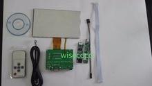 Buy 7″ LCD Panel Digital Screen Touch screen Drive Board HDMI+VGA+2AV for Raspberry PI