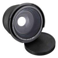 0 35x 52mm Super Fisheye Wide Angle Lens For Nikon D7000 D7100 D5200 D5100 D5000 D3100