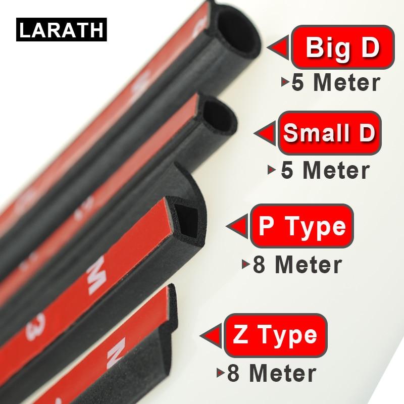 LARATH P (8M)+BigD 5(M)+Small D 5(M) + Z 8(M) Rubber Seals SetFillers