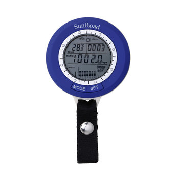 цена на SUNROAD Altimeter Fishing Watch Men Barometer IPX4 Fish Finder Watches For Fishing Fan Reloj Hombre