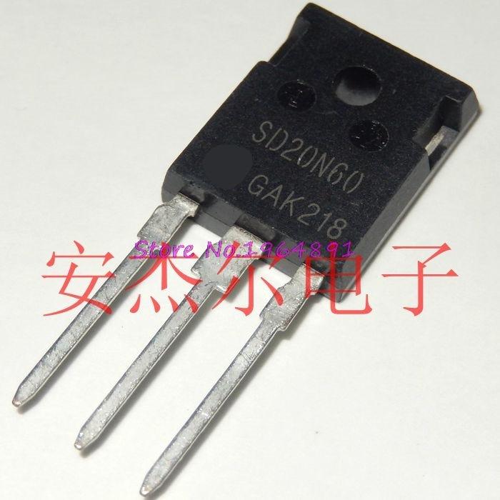 1 pcs spw20n60c3 20n60c3 MOSFET to-247