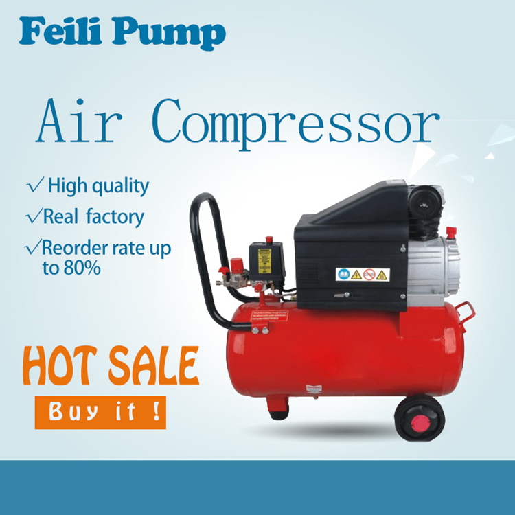 BM-24 high pressure mini air compressor Export to 56 portable air compressor portable air compressor 8l air pool cylinder noisy less light tool 0 7mpa pressure economic speciality of piston filling machine