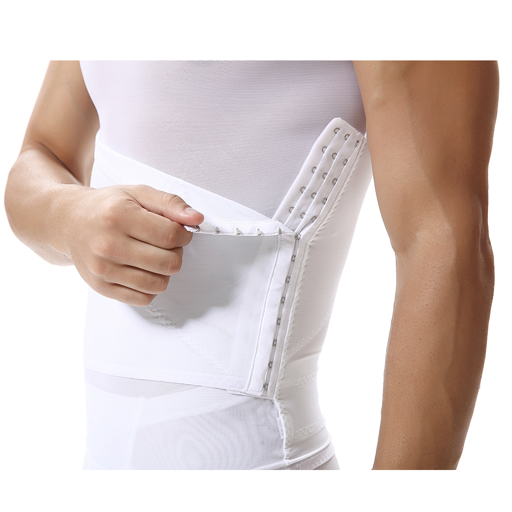 7045860cb994f Meisou Men Shaper Vest Slimming Tummy Belly Slimming Sheath Waist Girdle  Shirt Shapewear Underwear Body Shaper Men Briefs Corset-in Shapers from  Underwear ...