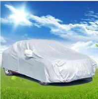 Hatchback Car Cover Outdoor Sun Rain Resistant Snow Dust Protection SIZE S M L XL XXL