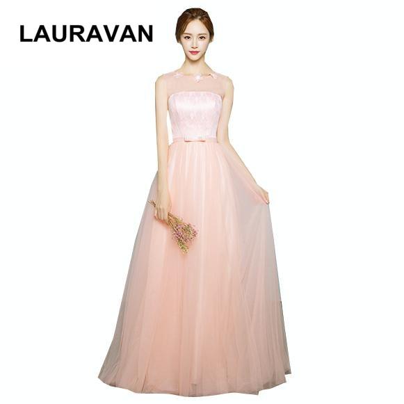 Womens Brides Maid Ladies Bridesmaid Robes Long Dresses Formal Peach