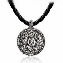 6dad2f0f0dad Étnico antiguo plata flor de loto Yoga inspirado significativa joyería  lotus joyería regalo de joyería para las mujeres
