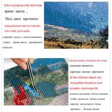 "Full Square Diamond 5D DIY Diamond Painting ""tiger"" Embroidery Cross Stitch Rhinestone Mosaic Painting Decor Gift VIP"
