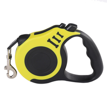 3M/5M Automatic Retractable Leash For Small Medium Dogs Durable Nylon Dog Lead Extending Puppy Walking Leads Leashes Pet Product