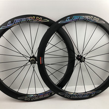 cd0f957a016 2019 New product HOT super light Chinese OEM LEERUN Light logo Carbon Road  Bike wheelset 700C