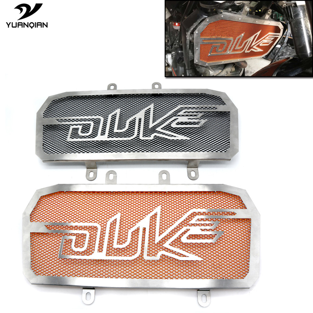Для герцог 390 200 125 Мото велосипед мотоцикл аксессуары радиатор предохранитель Чехол протектор для KTM герцог 200 390 Duke200 Duke390