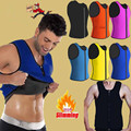 Hot Waist Corsets For Men Neoprene Hot Shapers Body Shaper Slimming Vest Corsets Loss Weight
