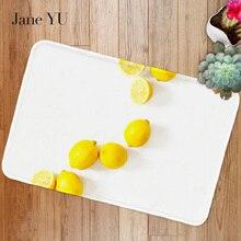 JaneYU 2019 Wholesale floor mats digital printing Bedroom living room factory direct sales quality